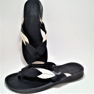 Allyson Whitmore Leather Sandals